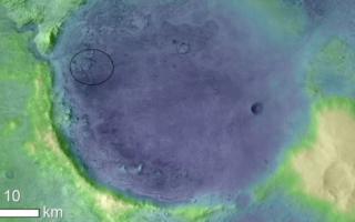 """美国宇航局""""火星2020""""计划将寻找古代火星生命存在的证据"""