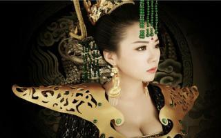 历史上杨贵妃是怎么死的,妖猫传杨贵妃死亡真相
