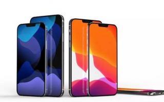 iPhone12最新曝光,刘海+屏下指纹+5G