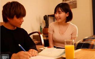 【MEYD-621】深田咏美(深田えいみ):嫂子帮我辅导功课,成绩越来越好了!