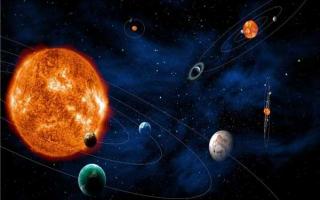 太阳系全景图可怕,外星人可能真实存在