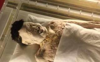 马王堆女尸恐怖事件:尸体2000年不腐,出土时嘴是张开的