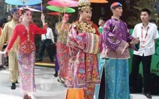 什么是娘惹文化:中国传统文化与马来、新加坡文化的融合