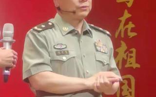 杨利伟透露:聂海胜出征前染黑了白发