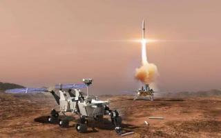 耗资70亿美元采样600克!敲定火星采样返回地球!