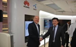 挪威电信公司宣布 华为爱立信为5G网络供应商