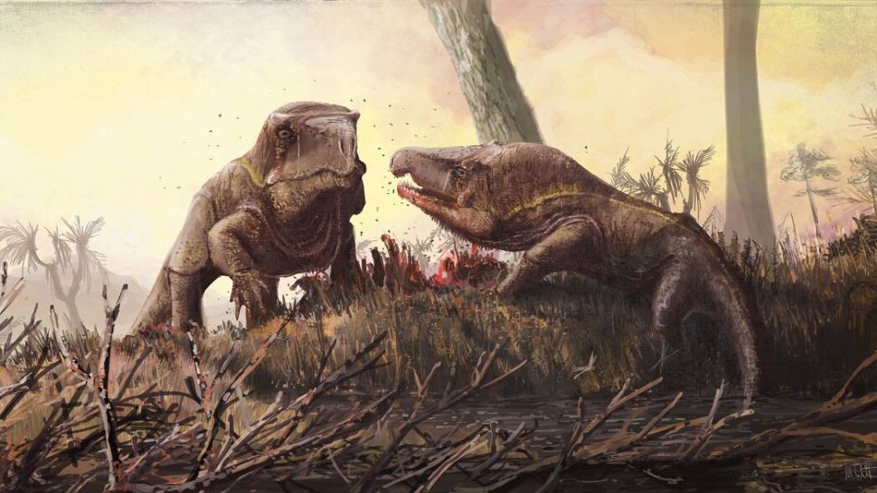 三叠纪时期的恐龙为什么拥有巨大的头部?-第1张图片-IT新视野