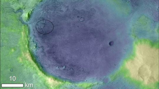 """美国宇航局""""火星2020""""计划将寻找古代火星生命存在的证据-第1张图片-IT新视野"""