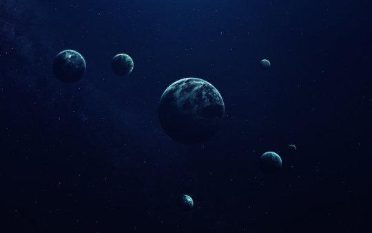一项新的研究表明,类似地球的行星可能在宇宙中很常见-第1张图片-IT新视野