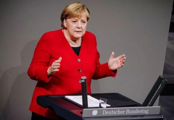 默克尔呼吁欧盟统一对华为立场-第1张图片-IT新视野