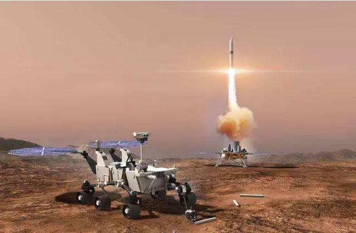 耗资70亿美元采样600克!敲定火星采样返回地球!-第1张图片-IT新视野