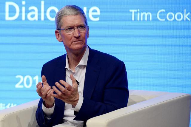 由于营收未达标,苹果CEO库克去年总收入8.7亿元,同比降8%-第1张图片-IT新视野