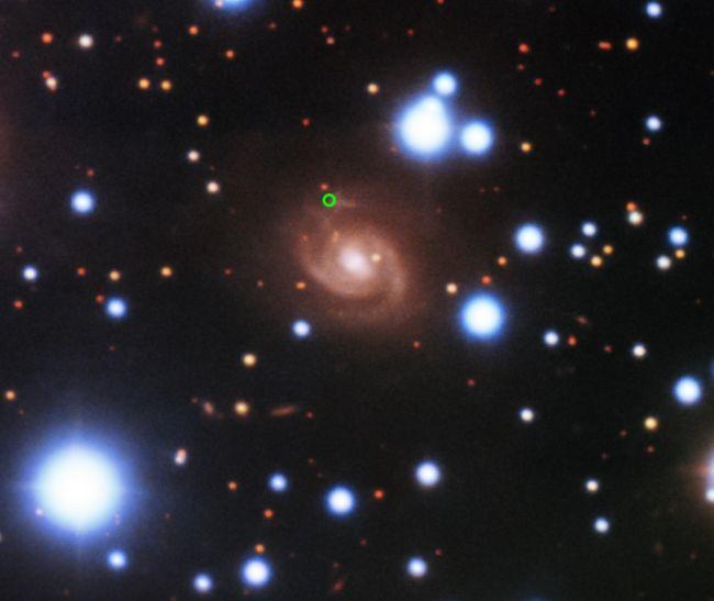 发现了深空无线电闪光的起源,这是天文学家从未见过的任何东西-第1张图片-IT新视野