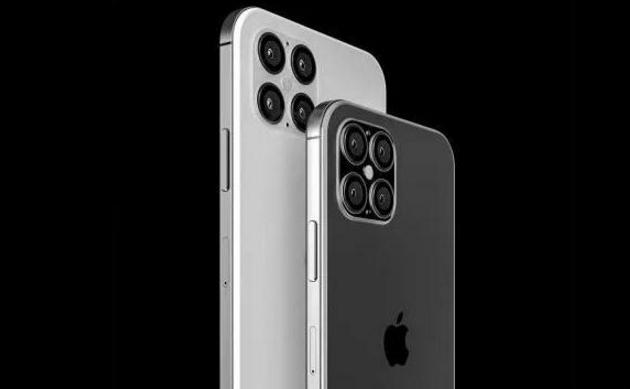 iPhone12最新曝光,刘海+屏下指纹+5G-第2张图片-IT新视野