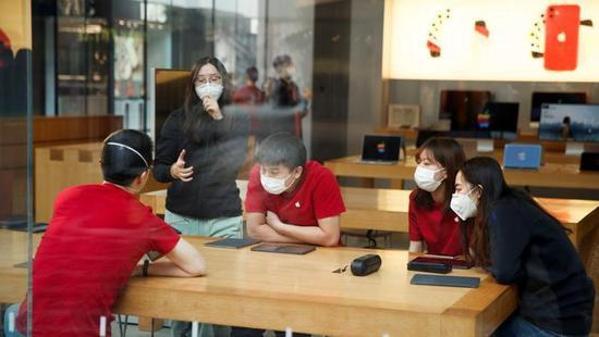 苹果中国关店或令百万部iPhone销售推迟-第1张图片-IT新视野
