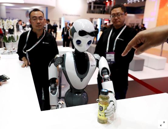 软银支持的初创公司被禁止向中国出口美国技术-第1张图片-IT新视野