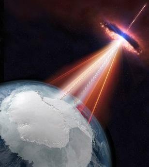 伽马射线暴可摧毁50光年内所有生物,8.6光年外的天狼星正酝酿危机-第1张图片-IT新视野
