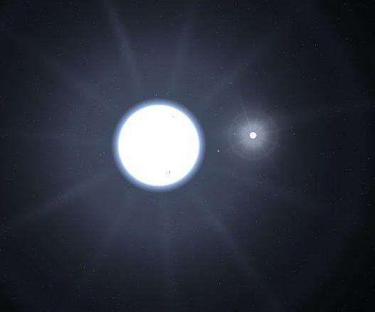 伽马射线暴可摧毁50光年内所有生物,8.6光年外的天狼星正酝酿危机-第2张图片-IT新视野