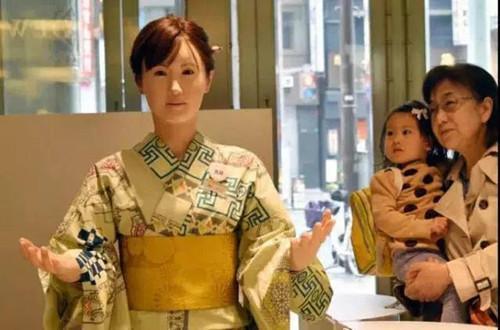 """日本女性机器人为何如此火爆,原来是她有3项""""专享服务""""-第2张图片-IT新视野"""