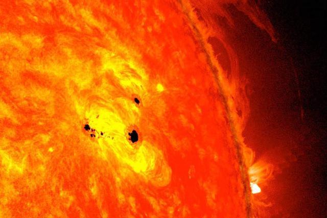 """太阳黑子活动进入""""极小期"""",2030年左右地球可能会进入小冰期-第3张图片-IT新视野"""