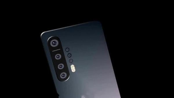 外媒曝光华为P50 Pro概念图 后置七摄像头-第3张图片-IT新视野