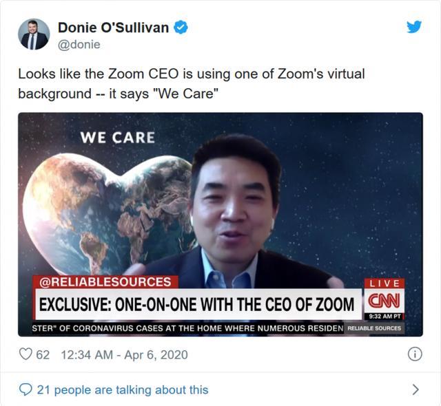 """Zoom CEO回应平台安全和隐私问题:""""我们有过失误""""-第1张图片-IT新视野"""