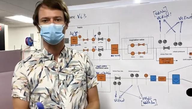 """特斯拉用Model 3零部件打造呼吸机,马斯克的""""大话""""再次成真-第2张图片-IT新视野"""