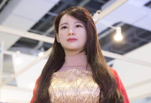 中国首个美女智能机器人诞生,机器人老婆会成为时代潮流吗-第2张图片-IT新视野