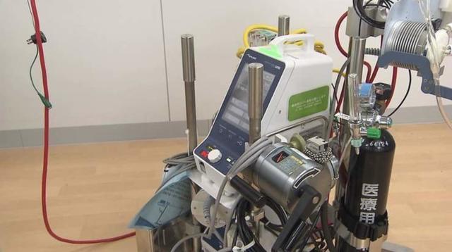 抗疫新突破!日本成功研发小型人工肺-第2张图片-IT新视野