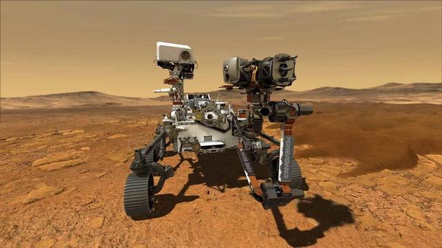中国天问一号开启火星探测,能否弯道超车?-第2张图片-IT新视野