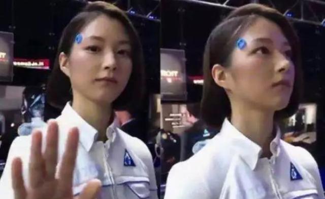 """日本""""女性机器人""""受到网友青睐,背后彰显的是日本科技水平?-第1张图片-IT新视野"""