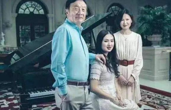 """华为总裁""""千金""""生活照曝光,真正的顶级名媛,娶到手就是赚到了-第1张图片-IT新视野"""