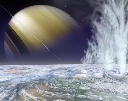 人类或许将不再孤独?科学家表示:土卫二上或存在生命-第2张图片-IT新视野