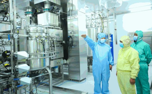 中国建造完成全球最大新冠疫苗生产车间,年产可达1亿剂-第1张图片-IT新视野