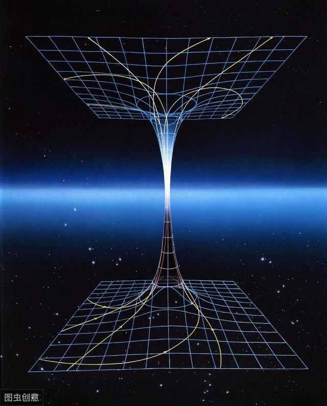 """""""曲率引擎""""科学家找到比光速快百倍的物质, 穿越不再是梦想!-第2张图片-IT新视野"""