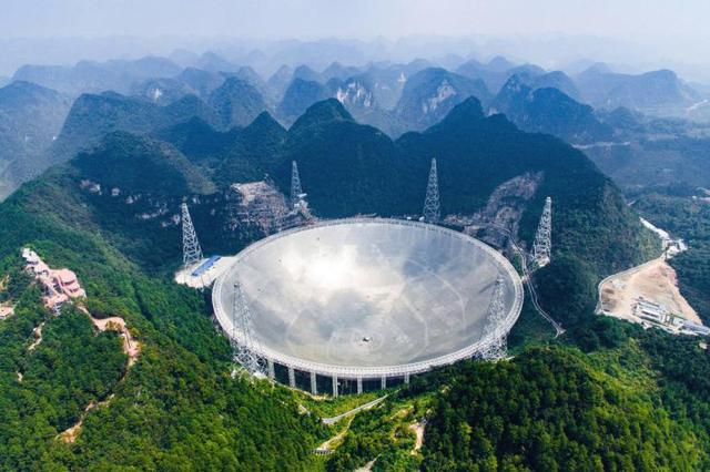 全球最大射电望远镜「中国天眼」,将在9月开始正式搜寻外星人-第1张图片-IT新视野