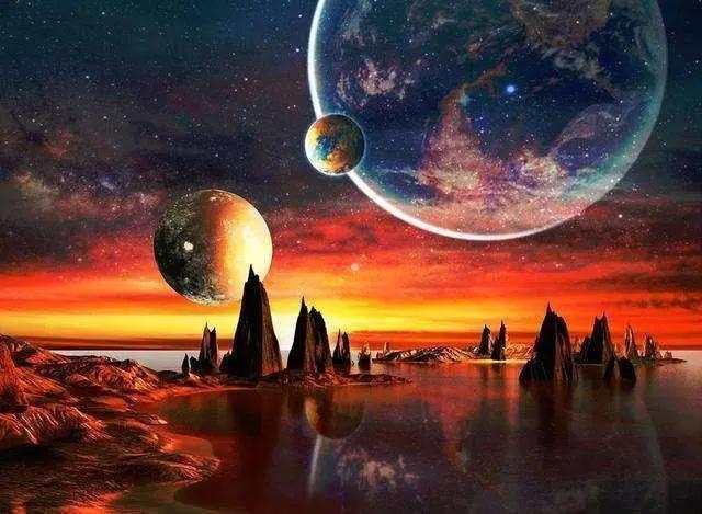 地球收到15亿光年外重复信号,刘慈欣:该星球或已灭亡-第2张图片-IT新视野