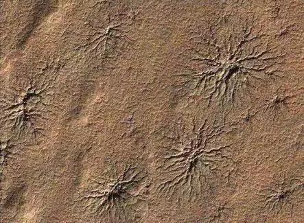 """火星发现""""伏地魔"""",破土而出,专家:地下必定有秘密-第2张图片-IT新视野"""