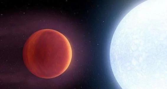 在宇宙中,天文学家发现最恐怖星球,堪比地狱!-第1张图片-IT新视野