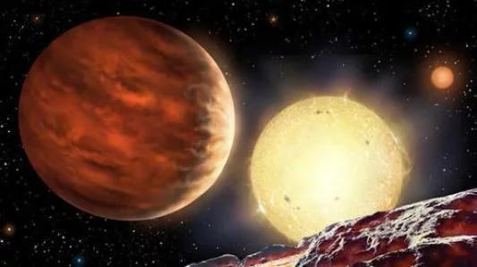 在宇宙中,天文学家发现最恐怖星球,堪比地狱!-第2张图片-IT新视野