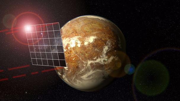 离星际旅行更近了一步,石墨烯光帆在微重力试验中获得成功-第2张图片-IT新视野