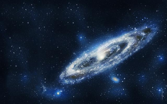 7亿光年以外,宇宙出现一大片空白区域,天体密度远低于理论值-第3张图片-IT新视野