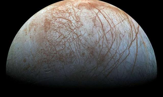研究发现:木星第四大卫星木卫二可以将水,从其地下喷射到太空-第2张图片-IT新视野