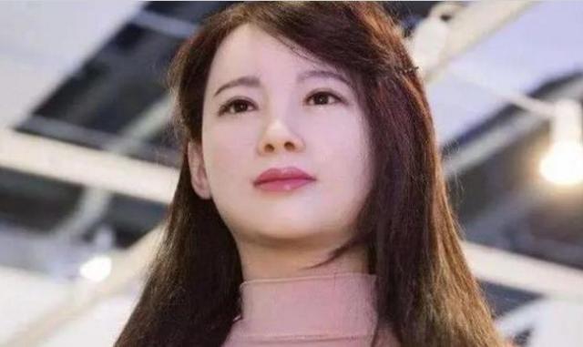 日本美女机器人横空出世,内部结构让人大开眼界,网友:太逼真了-第1张图片-IT新视野