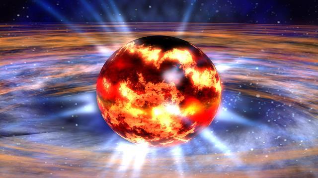 引力波发现未知天体,可能是介于中子星和黑洞之间的夸克星-第2张图片-IT新视野