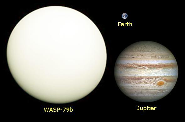 科学家推测出780光年外行星的大气环境:黄色的天空,像是地狱-第1张图片-IT新视野