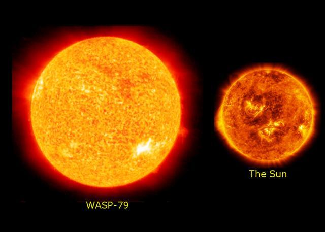 科学家推测出780光年外行星的大气环境:黄色的天空,像是地狱-第2张图片-IT新视野