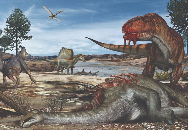 古生物学发现了可能是地球史前最危险的地方-第1张图片-IT新视野