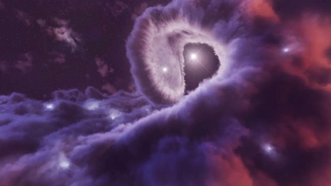 7500光年外,发现两颗蓝巨星变身加速器,释放超高能量伽马射线-第1张图片-IT新视野