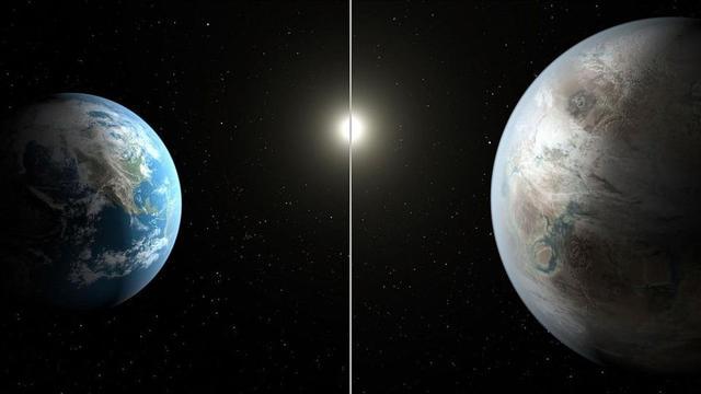"""用""""类地""""条件寻找外星系生命,这样的方式对吗?-第1张图片-IT新视野"""